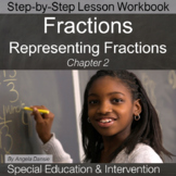 Representing Fractions (on Number Line) | Special Education Math | Intervention