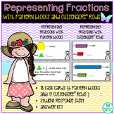 Representing Fractions with Pattern Blocks and Cuisenaire® Rods TEKS 3.3A