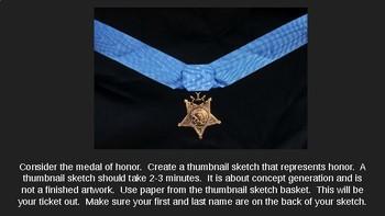 Representing Honor