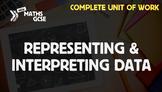 Representing & Interpreting Data - Complete Unit of Work
