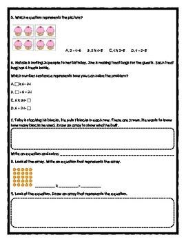 Representing Multiplication