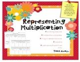 Representing Multiplication Activity