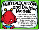 Representing Multiplication and Division: Number Line Models