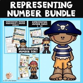 Representing Number / Number Sense Bundle