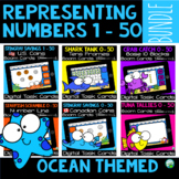 Representing Numbers 1 to 50