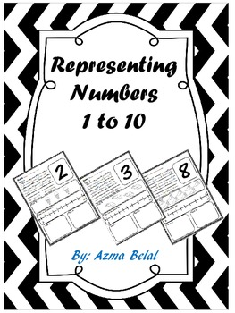 Representing Numbers 1 to 10