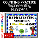 Representing Numbers - A Test Prep PPT Game
