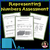Representing Numbers Assessment: Standard, Word, and Expan