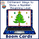 Representing Numbers Different Ways Beginner Boom Learning Cards