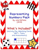 Representing Numbers Packet (CCSS NBT1)