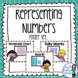 Representing Numbers Poster Pack