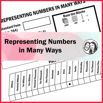 Representing Numbers in Many Ways