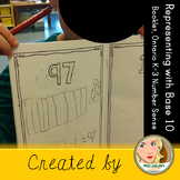 Representing Numbers with Base 10 - Booklet - Number Sense (Differentiated)