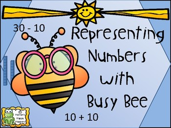 Representing Numbers with Busy Bee