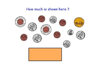 Representing Numbers with Coins
