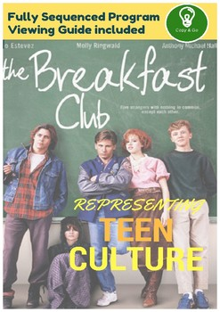 Representing Teen Culture - The Breakfast Club (Focus Film)