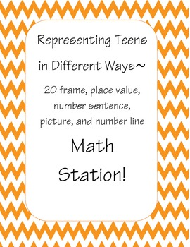 Representing Teens in Different Ways - Book
