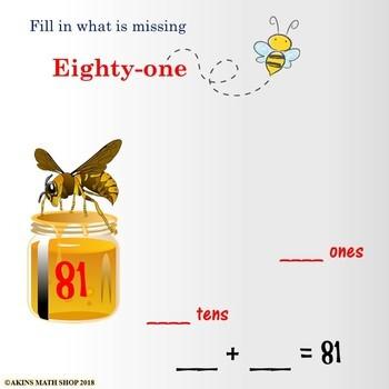 Representing Two-Digit Numbers