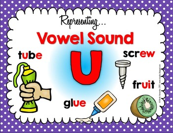 Vowel and Consonant Sounds - Easy Reference Posters for Kids