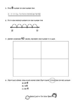 Representing a Number Unit Test