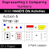 Representing and Comparing Numbers- Action & Wrap Up- Hand