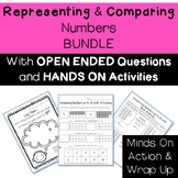 Representing and Comparing Numbers BUNDLE