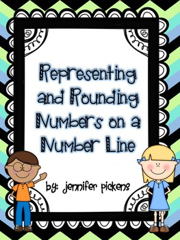 Representing and Rounding Numbers on a Number Line
