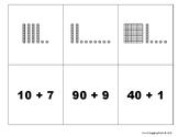 Representing numbers up to 120 card game