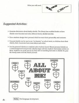 Reproducible Activity Book: Fall (Grades K- 3)