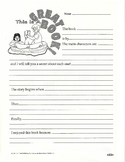Reproducible Activity Book: Spring (Grades 4-6)