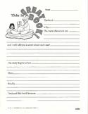Reproducible Activity Book: Spring (Grades 4-6)
