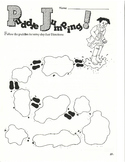 Reproducible Activity Book: Spring (Grades K- 3)