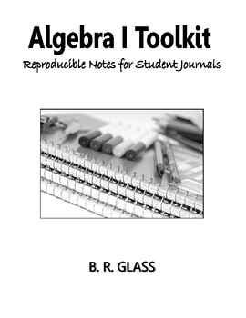 Reproducible Algebra Notes for Student Journals/Notebooks