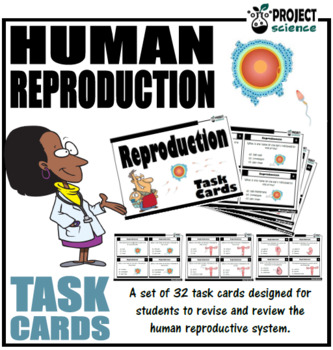 Reproduction Task Cards