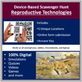 Reproductive Technologies – A Digital Scavenger Hunt Activity