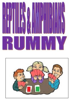 Rept-Amph Rummy