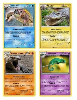"Reptile ""Pokemon"" Awards"