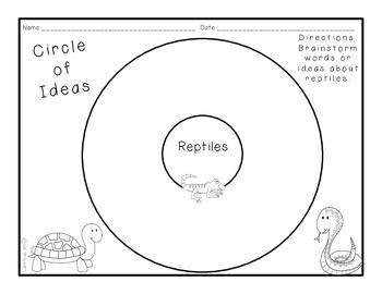 Reptiles A-Z Book
