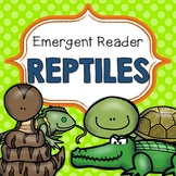 Reptiles Emergent Reader