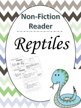 Reptiles - Nonfiction Reader