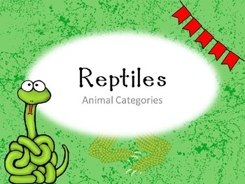 Ridiculous Reptiles PPT Riddle Game, and 2 Worksheets! by The Mad ...