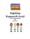 Reptiles Research Unit