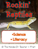Reptiles Science and Literacy!