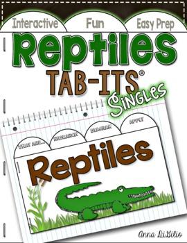 Reptiles Tab-Its®