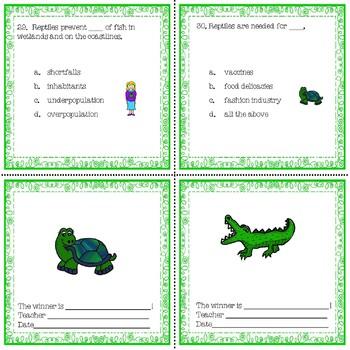 Reptile Science