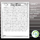 Reptiles Word Search Puzzle - 3 Levels Differentiated