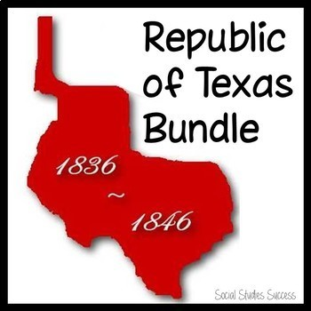 REPUBLIC OF TEXAS BUNDLE