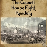 Republic of Texas: Council House Fight Reading