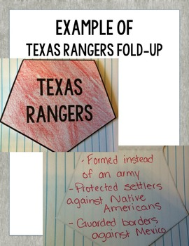 Republic of Texas Notebook Kit