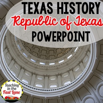 Republic of Texas PowerPoint